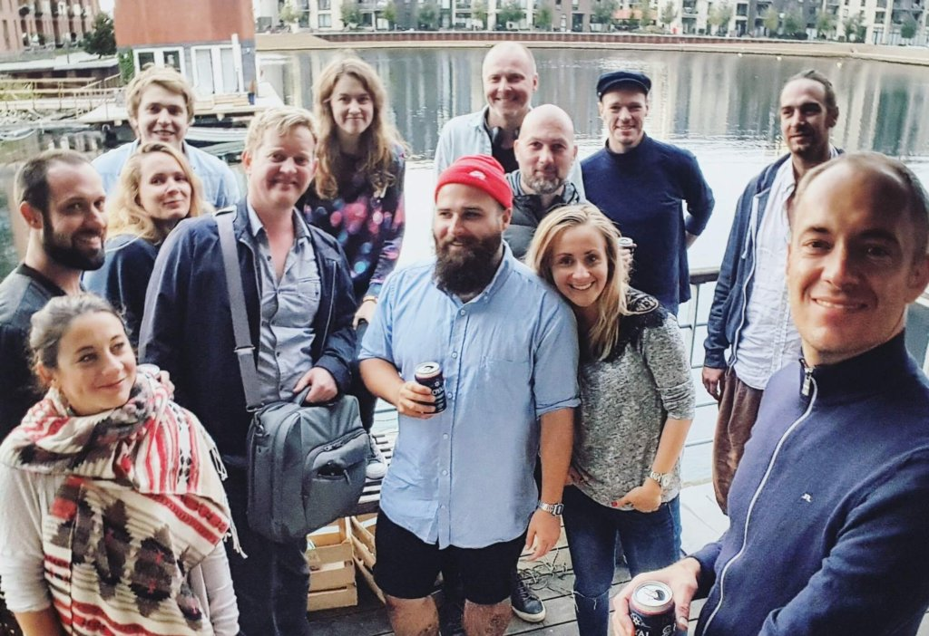 Eskild Hansen Design Team - Getting back to work after the summer vacation