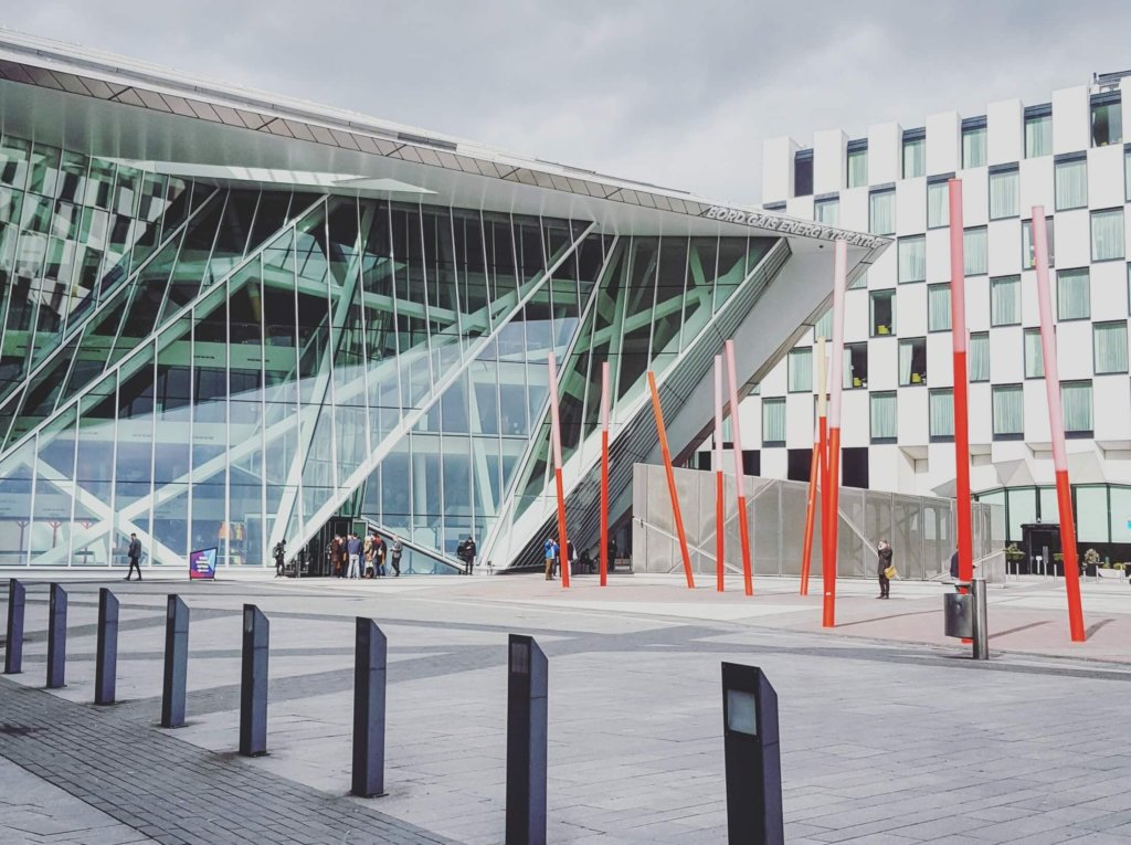 OFFSET 2018 Conference Venue in Dublin: The Bord Gais Energy Theatre